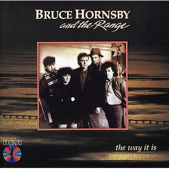 Bruce Hornsby & Bereich - so wie es ist [CD] USA import