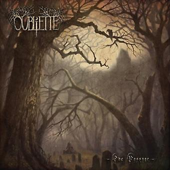 Oubliette - The Passage [CD] USA import
