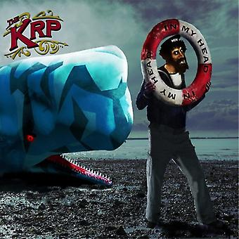 Keith Reid Project - In My Head [CD] USA import