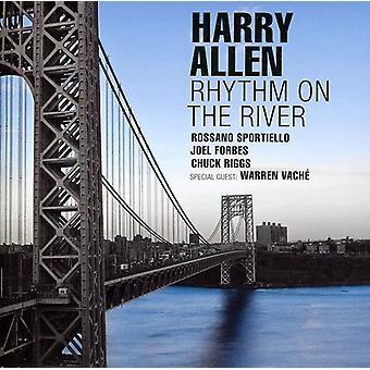Harry Allen - Rhythm on the River [CD] USA import