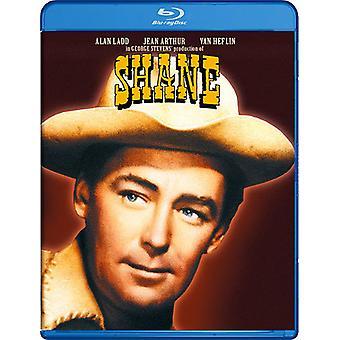 Shane [Blu-ray] USA import