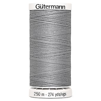 Gutermann Sew-all 100% Polyester Thread 250m Hand and Machine - 38