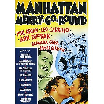 Manhattan Merry-Go-Round (1937) [DVD] USA import