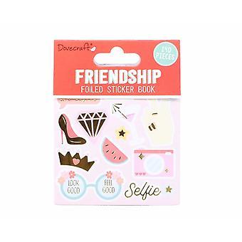 Livro adesivo de amizade dovecraft