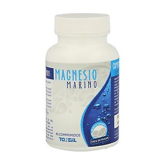 Marine Magnesium 40 tablets (300mg)
