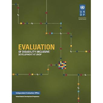 Evaluation of disability inclusive development at UNDP by United Nations Development Programme