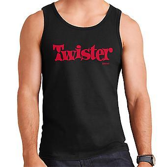 Twister Red Logo Men's Vest