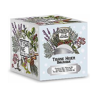 Tisane cube Winter BIO 24 infuser bags