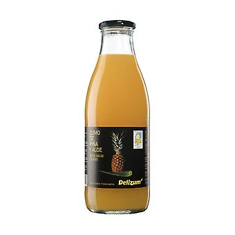 Pineapple Juice and Aloe Bio 200 ml
