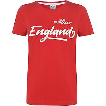 FIFA England Core T Shirt Ladies