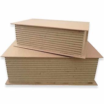 Kirjalaatikkosarja (2kpl) (KC76)