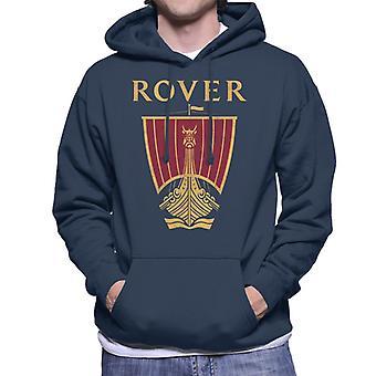 Rover Logo British Motor Heritage Men's Hooded Sweatshirt