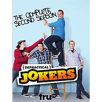 Impractical Jokers: The Complete Second Season [DVD] USA import