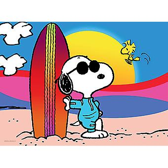 Puzzle - Ceaco - Peanuts - Malibu 100Pcs New 1663-8