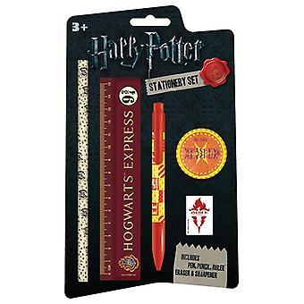 Harry Potter Official 5 Piece Stationery Set