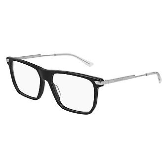 Bottega Veneta BV1071O 004 Black-Silver Glasses