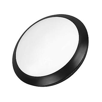 Forlight Ford - 2 Light Outdoor Surface Mounted Lighting Black IP65