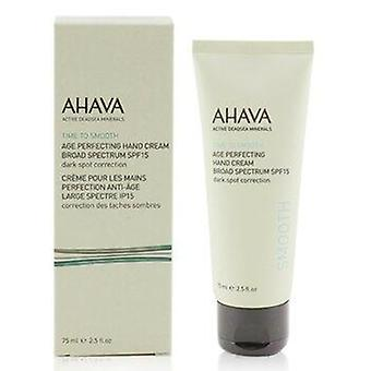 Time To Smooth Age Perfecting Hand Cream Broad Spectrum SPF15 75ml or 2.5oz