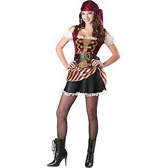 InCharacter Pirate Babe Costume 16-17 Years