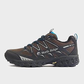 Neue North Ridge Frauen's Blazer Walking Schuhe Blau/Schwarz/Weiß