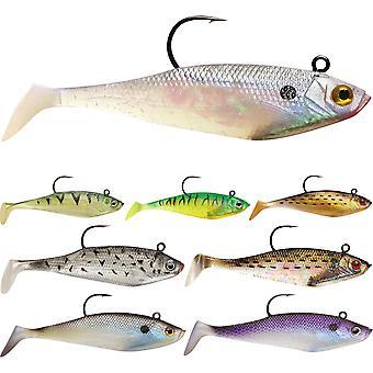 """Storm WildEye 4"""" Swim Shad Fishing Lure 3-Pack"""