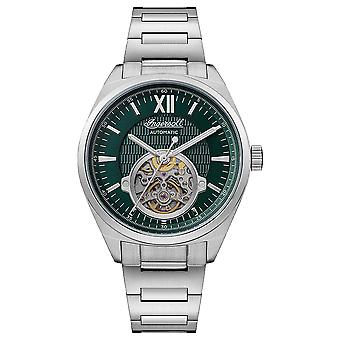 Shelby Automatic Analog Men's Watch with Stainless Steel Bracelet I10903