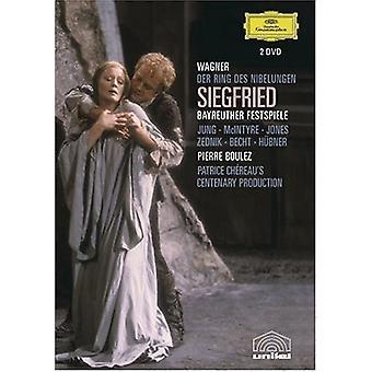 Siegfried [DVD] Usa import