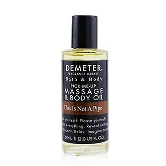 This Is Not A Pipe Massage & Body Oil 60ml or 2oz