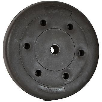 Hantelscheibe 20 kg - 28 mm - Bitumengehäuse