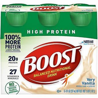 Nestlé Healthcare Nutrition Boost High Protein Very Vanille, 8 Oz
