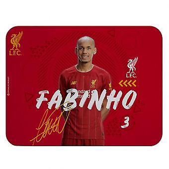 Liverpool Mouse Mat Fabinho