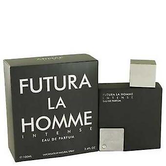 Armaf Futura La Homme Intense By Armaf Eau De Parfum Spray 3.4 Oz (miehet) V728-538507