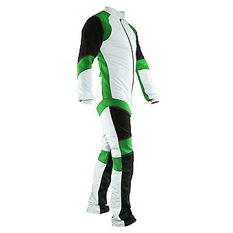 Skydiving freefly suit green se-07