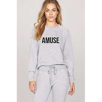 Amuse society iconic fleece