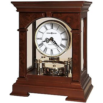 Howard Miller Statesboro Mantel Clock - Dark Brown