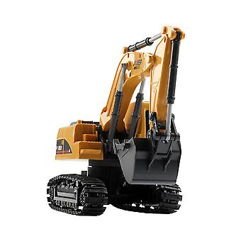 Rc Trucks Mini Remote Control Bulldozer, Plastic Engineering Car, Dump Truck,