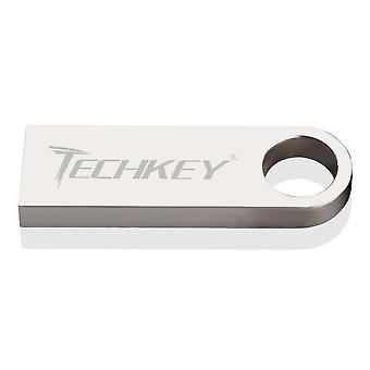 Usb Flash-pen Drive Vattentät, Memory Stick Real Kapacitet U-disk