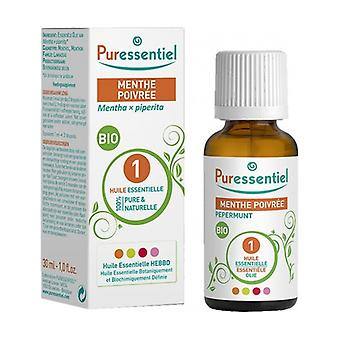 Peppermint essential oil bio 30 ml of essential oil