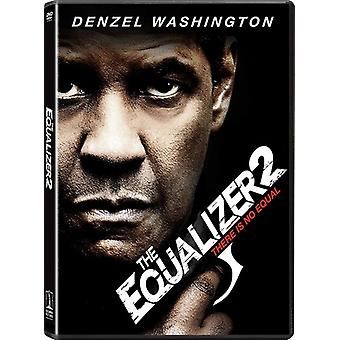 Equalizer 2 [DVD] USA import