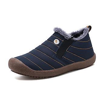 أحذية الكاحل الدافئة الشتوية، أحذية رياضية مضادة للماء