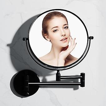 veggmontert makeup speil for bad