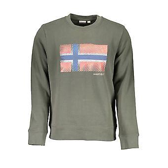 NAPAPIJRI Sweatshirt  with no zip Men N0YIWU BIBU C