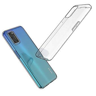 Coque Pour Oppo A72, Housse De Protection En Silicone De Haute Qualité, Transparent