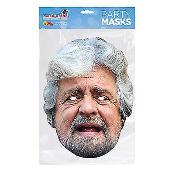 Mask-arade Beppe Grillo Party Maske