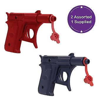 Hti toys swat mission die-cast metal spud gun pistol (1 gun supplied per order)   great fun for kids