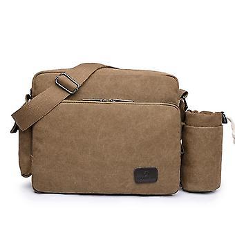 قماش متعددة الوظائف رسول، حقيبة الكتف وحقيبة جيب بطاقة، النساء