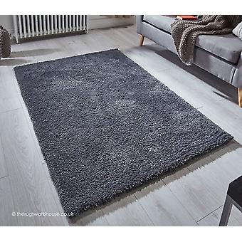 Mjukhet träkol matta