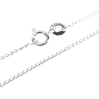 22 Inch Fine Sterling Silver Chain Necklace .925 X 1 Chains Necklaces - 6740