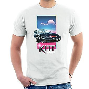 Knight Rider Knight Industries Dos Mil Hombres's Camiseta