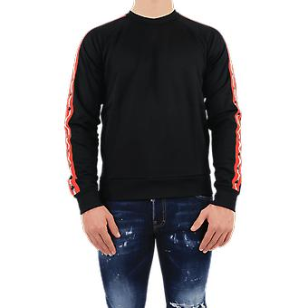 Dsquared2 Collegepaita Musta S74GU0491900 Top
